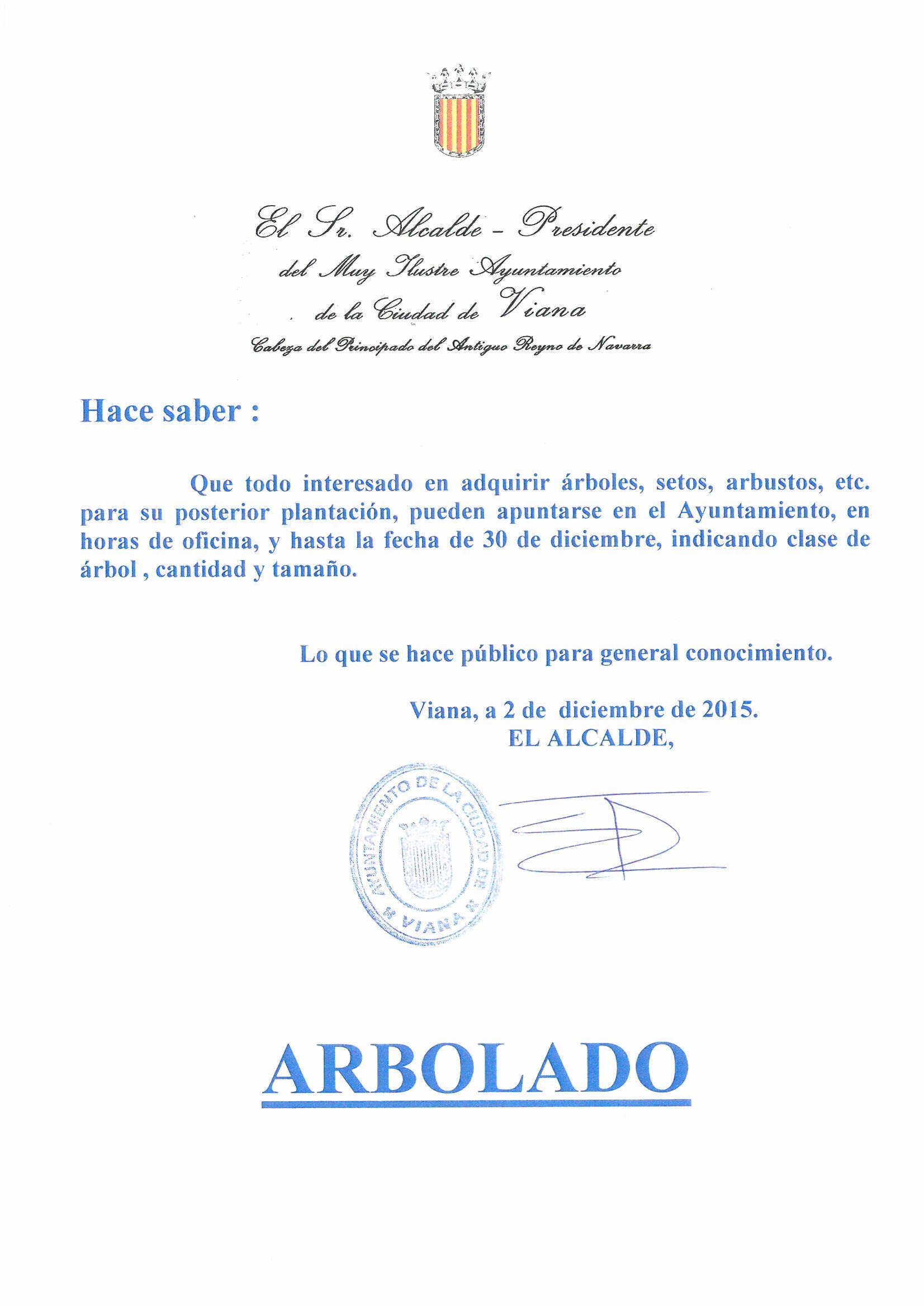 ARBOLADO 1
